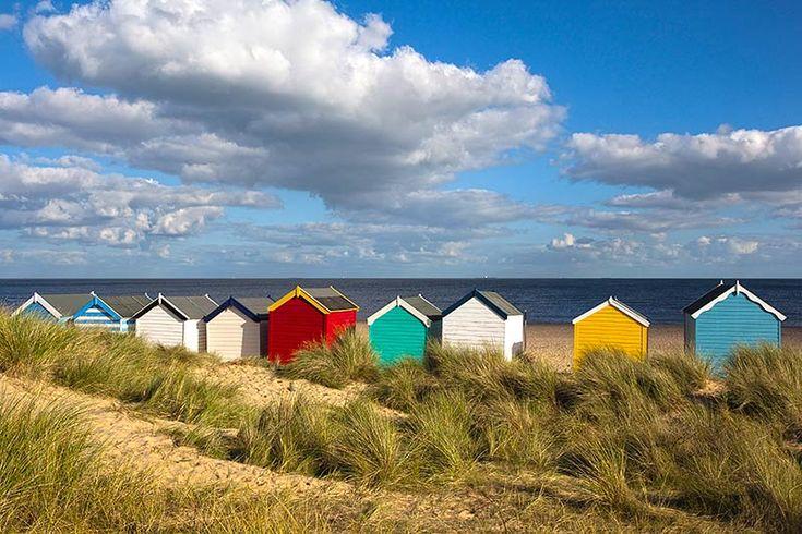 Suffolk Coast and Heaths - Aldborough Beach.