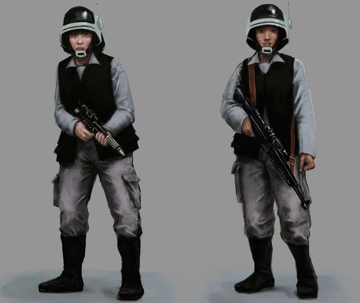 Star Wars Rebel Troopers by Seraph777. #StarWars #Art #gosstudio .★ We recommend Gift Shop: http://www.zazzle.com/vintagestylestudio ★