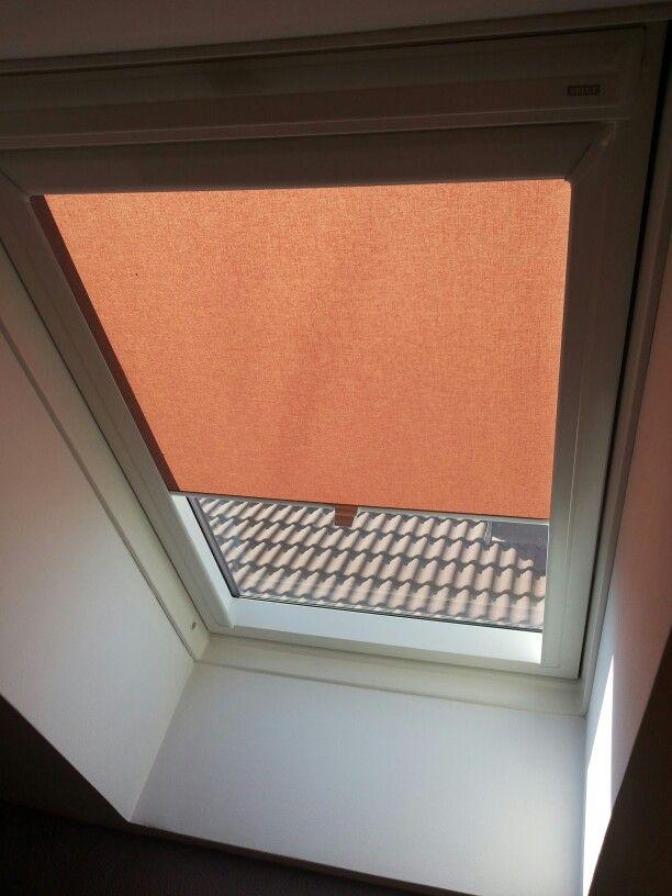 Platene roletky na stresne okna