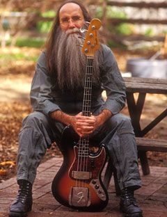 Leland Sklar - Hall of Fame - The 2008 Esky Music Awards - Esquire