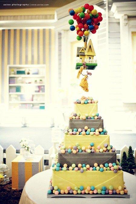 10 amazing Disney inspired cakes | Blog | GirlyBubble