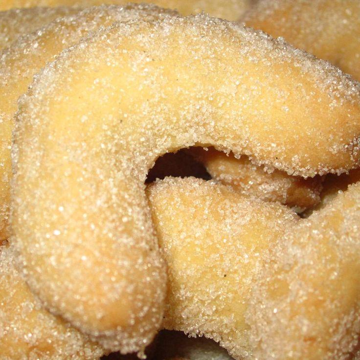 Rezept Vanillekipferl von Allgäumaus - Rezept der Kategorie Backen süß