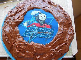 Welcome to Allergy Free Kids: chocolate fudge cake