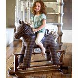 LITTLE BIRD TOLD ME - ROCKING HORSE - TENNYSON WITH LITTLE GIRL