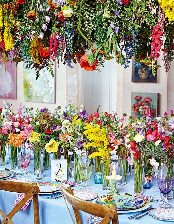 Gorgeous Tablescape | VOGUE Japan