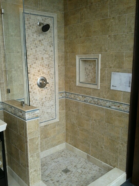 Master Bath Ideas Bath Tile Pinterest Bath