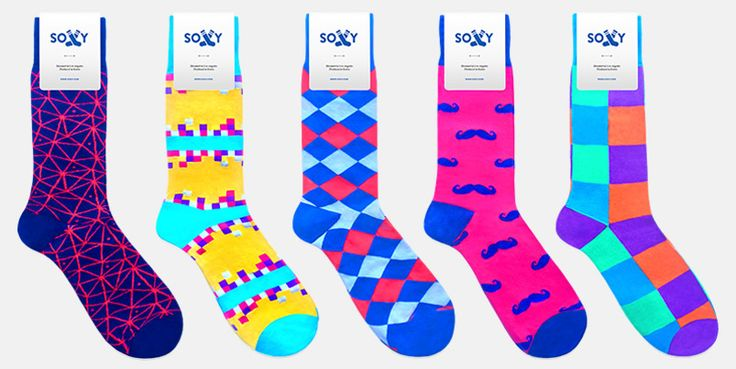 Soxy Socks - Premium Stylish Socks on Autopilot