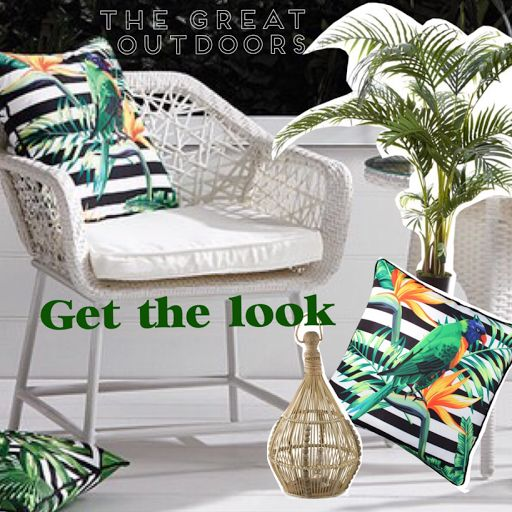 Lily Online Magazine Articles beach toys beach party pool party outdoor entertaining outdoor furniture Waterford crystal cushion decoration interior design style