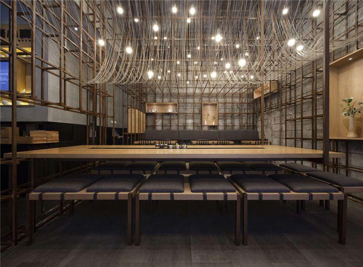 71 best Modern Restaurants & Bars images on Pinterest   Modern ...