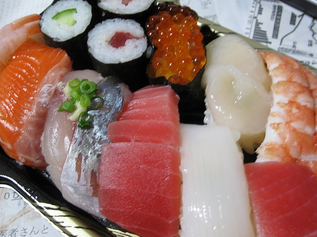Sushi すし by localjapantimes, via Flickr