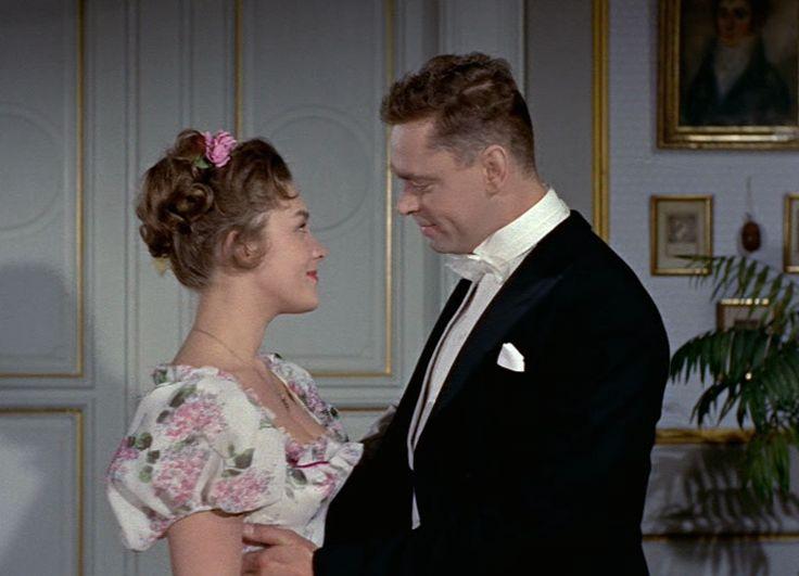 Dirch Passer og Susse Wold, i Charles tante fra 1959.