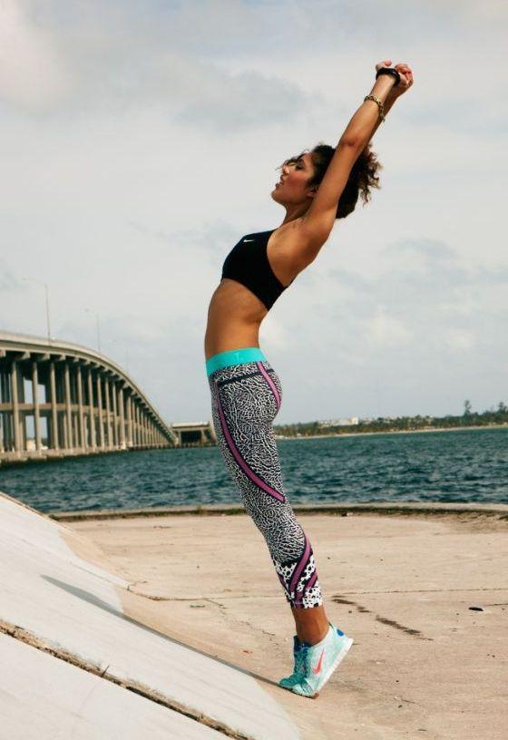 I swear #Nike makes the best workout gear for women...
