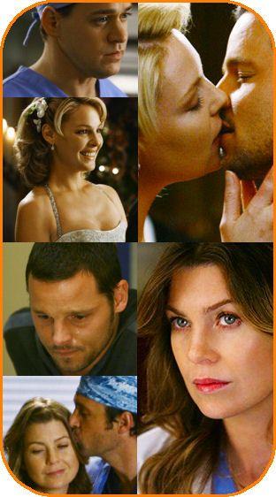 grey's anatomy season 1 | Grey's Anatomy Season 6 Episode 24 Death and All His Friends ...