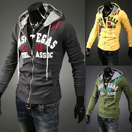 Men Fashion Zip Up Hoodie Jacket  . Shop Now At http://mail.qq.com/cgi-bin/frame_html?sid=ZKiZUUYt-qqsAyF1&r=22bae7f8e0cb70a42b5d9961b51801eb