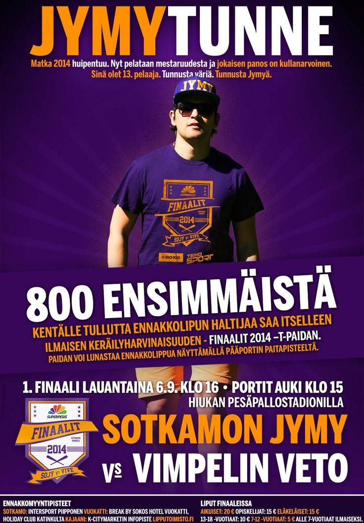 Sotkamon Jymy ›› Finals 2014 #Jymytunne