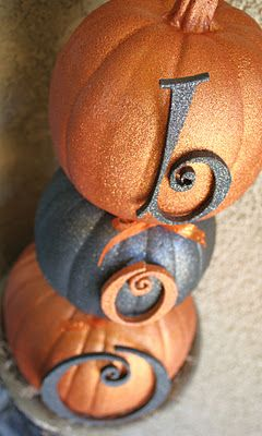 pumpkin decoration for outside or in