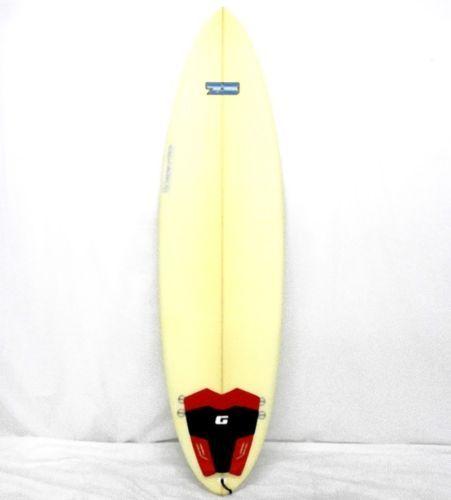 GLOBAL SURF INDUSTRIES 7S Surfboard Short Board F2079768