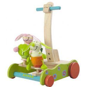 Gåvogn Hoppende Kaniner