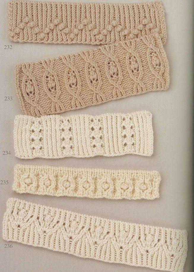 Contemporary Knit Edge Patterns Image Collection - Decke Stricken ...