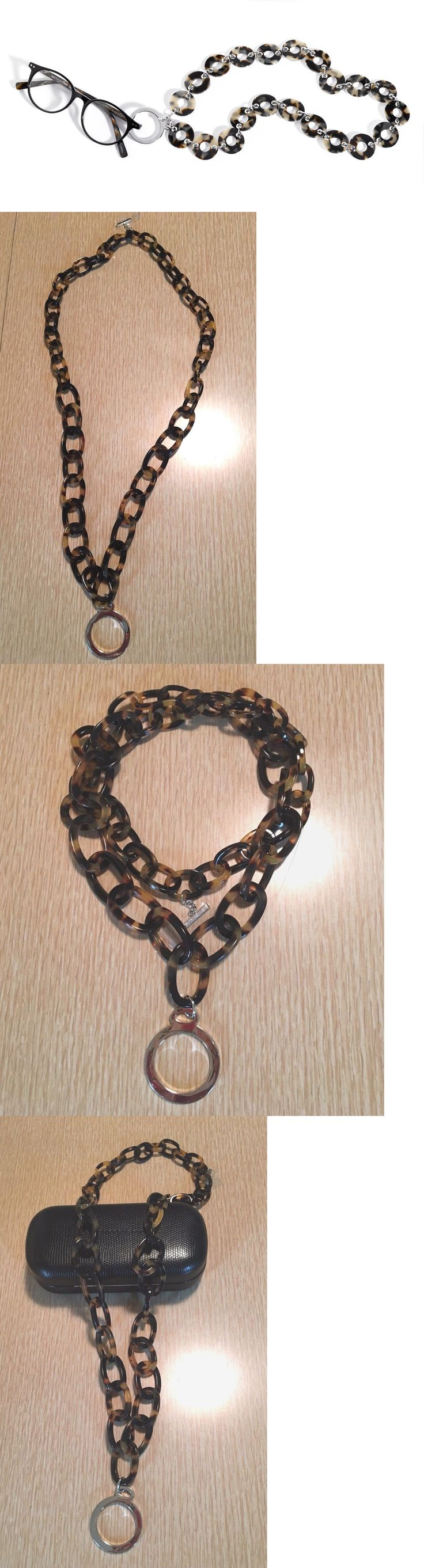 Eyewear Accessories 179249: Eyebobs Disc Jockey Chain Necklace For Glasses--New And Unused -> BUY IT NOW ONLY: $59.99 on eBay!