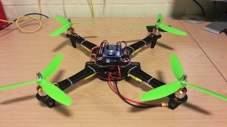 Arduino Quadcopter - Phase 3 (The Rebuild, Part Reviews and Tips)