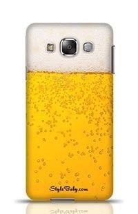 Mug Of Beer Samsung Galaxy E7 Phone Case