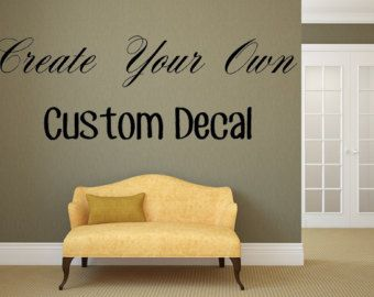 Custom Vinyl Lettering, Custom Lettering By Inspirationwallsigns. Explore  More Products On Http:/ Part 52
