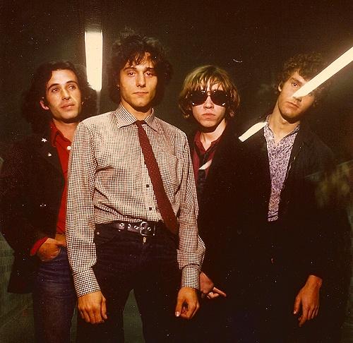 Nacha Pop fue un grupo español de los años 80. Formado principalmente por Antonio Vega y Nacho García Vega. Se formó en 1978. Su canción más conocida es 'La chica de ayer'