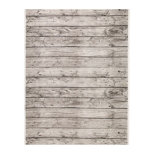 LISEL Fabric, Wood Effect, Light Brown. Studio IdeasTableclothsIkea ...