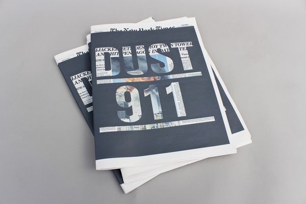DUST 911 (a self-initiated project). by Matthew Prosser