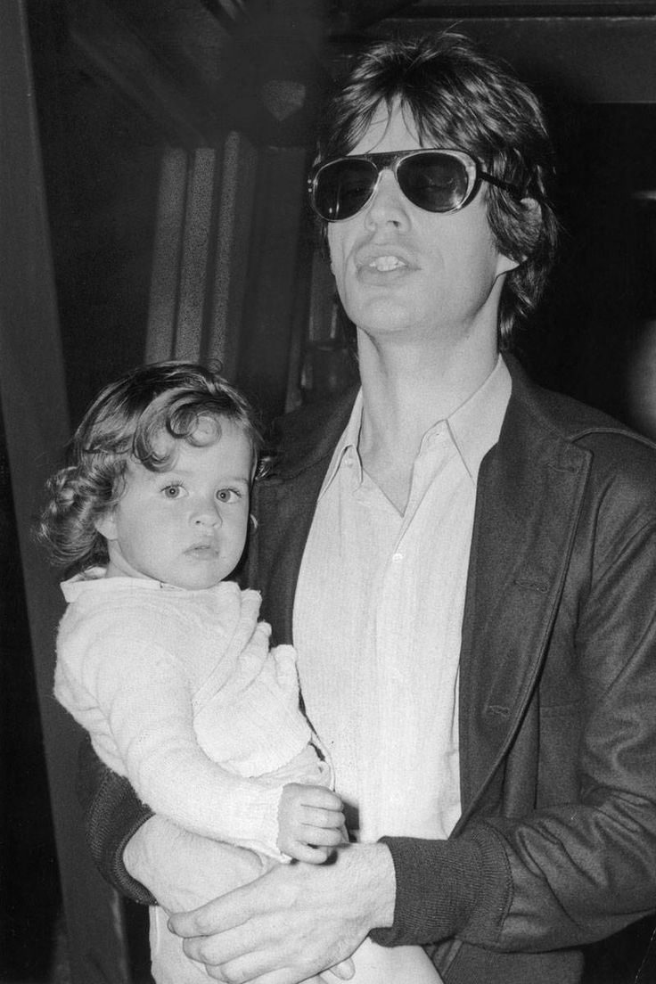 Mick Jagger's eighth child gets over-the-top celebrity ...