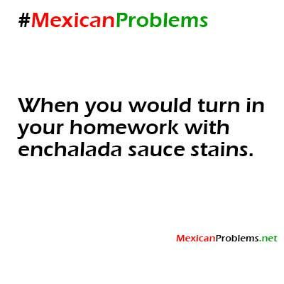 Mexican Problem #2760 - Mexican Problems