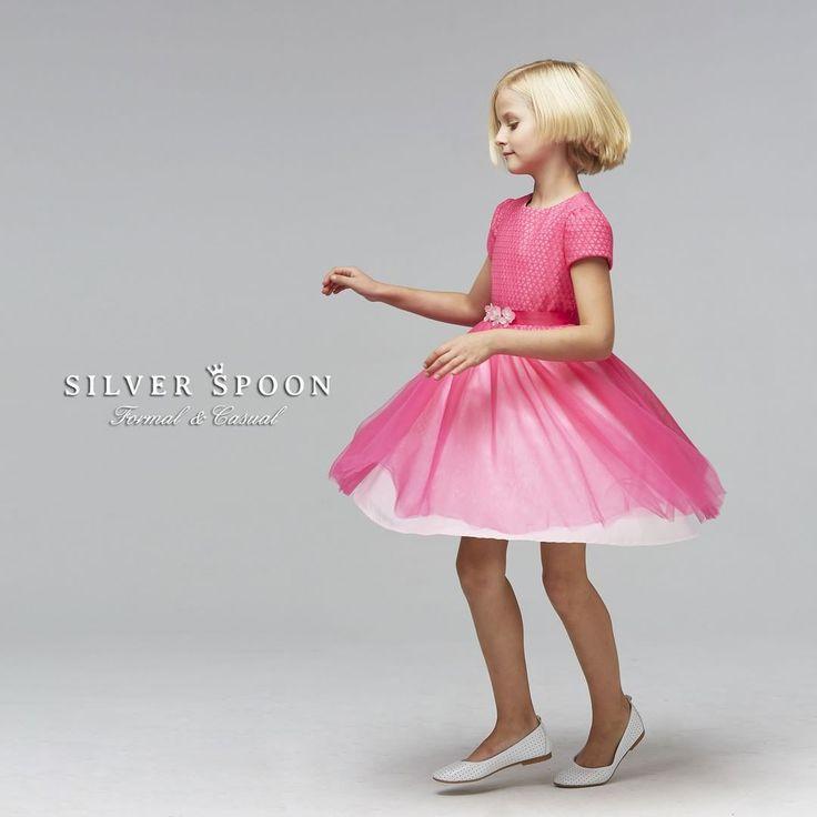 #розоваямечта из нашей новой коллекции вечерних нарядов #SilverSpoonCeremony!  Коллекция уже поступает в продажу!  #silverspoon #одеждадлядетей #красивыеплатья #наособыйслучай #длядевочки #длядочки #принцесса #платья #вечерняямода_дети #дети #инстадети #инстамама #instamama #instadeti