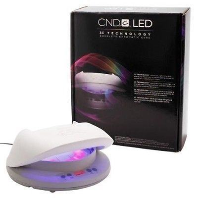 Nail Dryers and UV LED Lamps: Cnd Led Nail Lamp Light 110-240V. Buy 2+ Get 10% Discount -> BUY IT NOW ONLY: $85.0 on eBay!