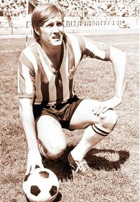 Hans 'El Güerito' Friessen - The first and only Mexican player of German descent to play for the legendary Club Deportivo Guadalajara (Las Chivas).