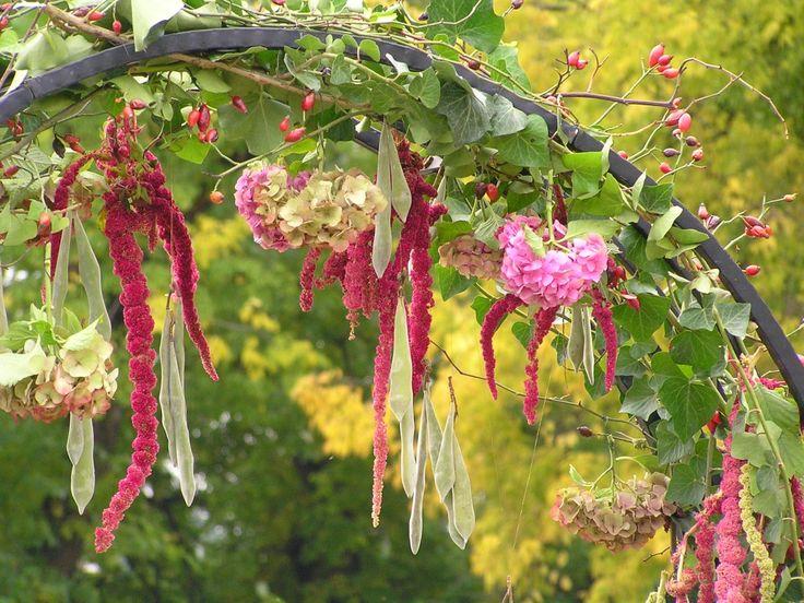 Virágkapu