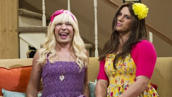Channing Tatum & Jimmy Fallon. If you haven't seen this video, watch it now. HYSTERICAL.