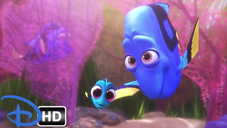 Finding Dory - All MOVIE CLIPS & TRAILER - Disney/Pixar Animation 2016 HD