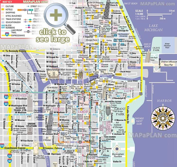 Best 25 Chicago map ideas on Pinterest