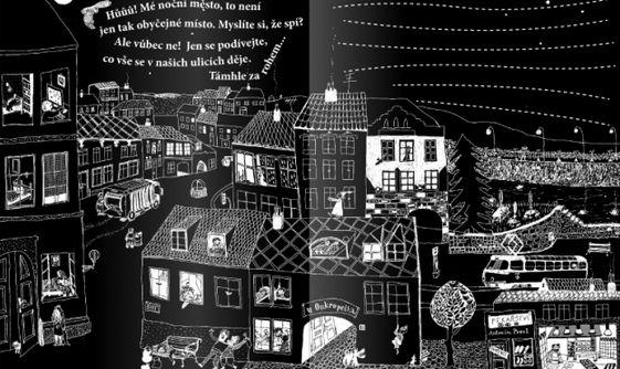Rád píšeš a kreslíš? Dobrodružství na tebe čeká doslova na každém rohu? Rád pozoruješ ulici, kde žiješ? Pak je tato kniha právě pro tebe!