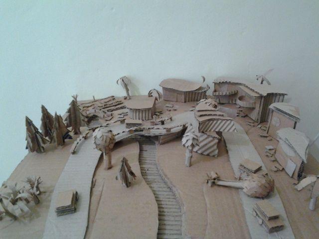 pemukiman 'one direction' -City of motion (by :Dahlia Rafita, Riska Nuansa, M.B Vimala)