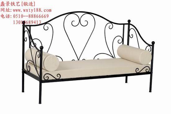 I love wrought iron furniture