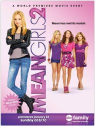 Mean Girls 2 is a 2011 American teen comedy television film directed by Melanie Mayron.[1] It is a stand-alone sequel to the 2004 film Mean Girls. The film premiered on ABC Family on January 23, 2011. The film stars Meaghan Martin, Jennifer Stone, Maiara Walsh, Nicole Gale Anderson, Claire Holt and Diego Boneta. Tim Meadows reprises his role as Principal Ron Duvall from the original film.