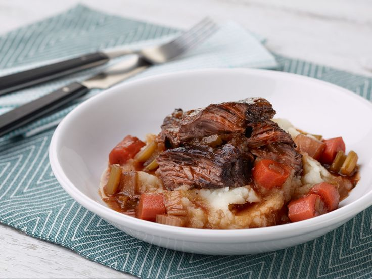 Beef Short Ribs recipe from Ina Garten via Food Network