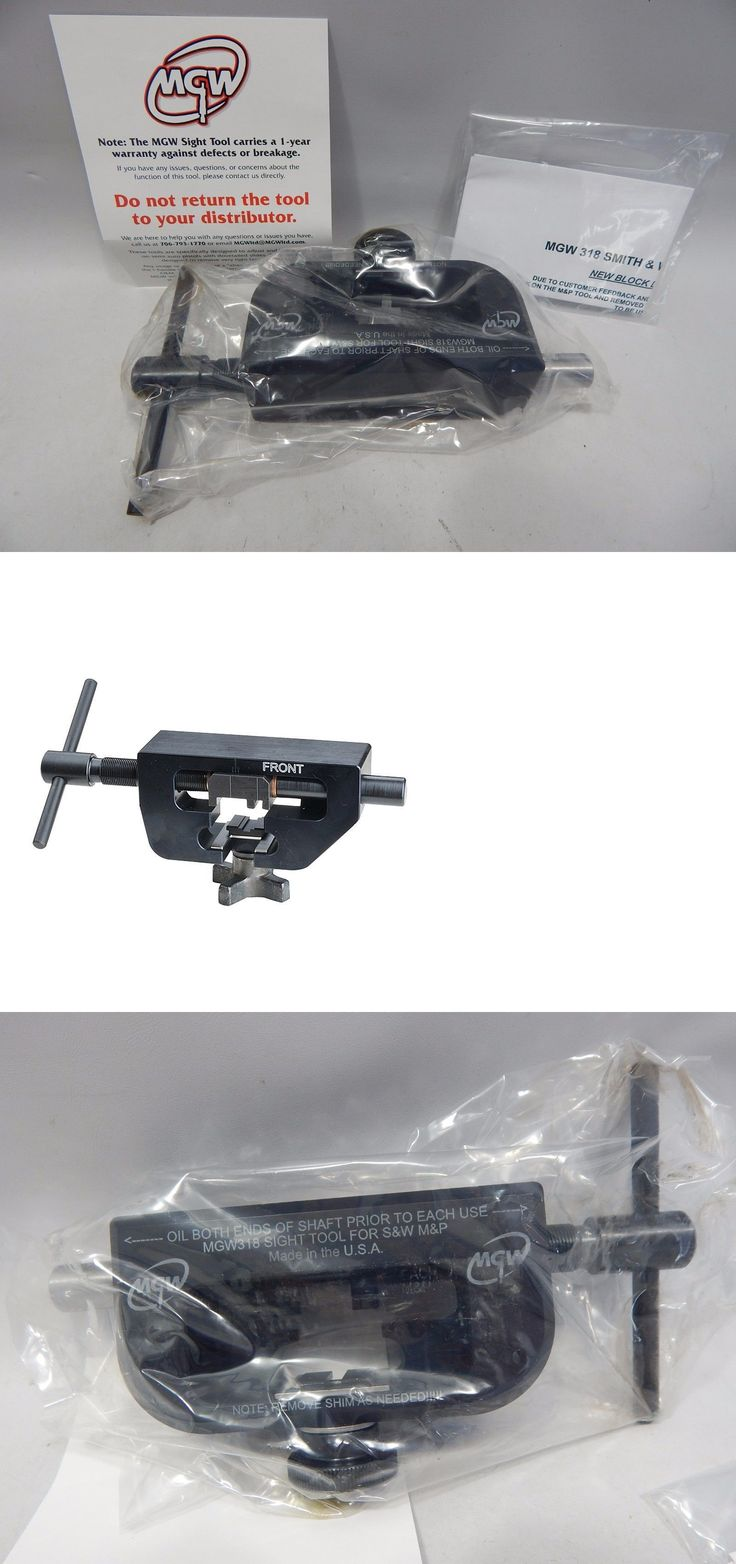 Other Tactical and Duty Gear 177902: Genuine Ameriglo Sight Pusher Tool For Sandw Mandp Full Or Compact BUY IT NOW ONLY: $99.99