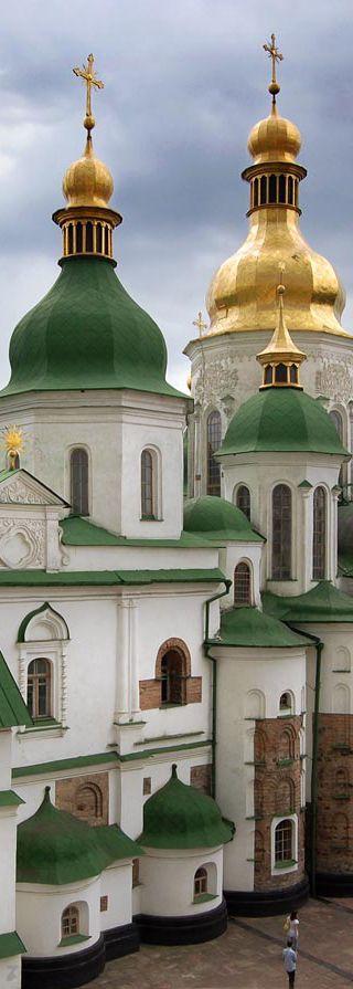St Sophia Cathedral in Kiev | Ukraine