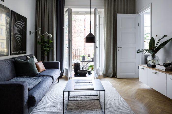 Styla den blå soffan – inredningstips | ELLE Decoration