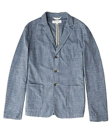 sports coat by rag & bone: Summer Blazer, Jacket, Fashion, Gelding Summer, Bones, Rag And Bone, Bone Gelding, Blazers, Coat