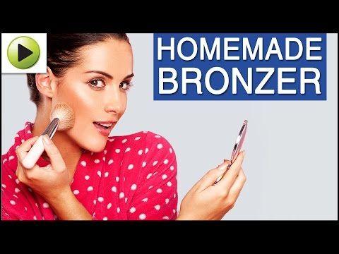DIY Bronzer - YouTube