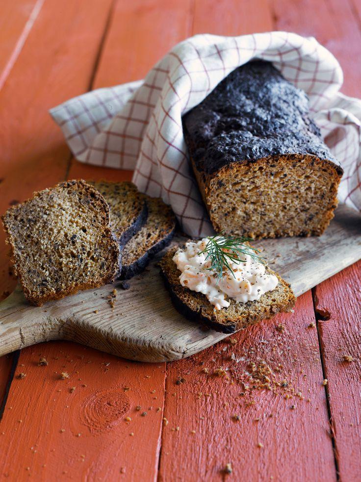 Saaristolaisleipä | K-ruoka #leipä
